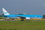 Scotchさんが、成田国際空港で撮影したKLMオランダ航空 777-206/ERの航空フォト(飛行機 写真・画像)