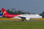 Scotchさんが、成田国際空港で撮影した深圳航空 A320-214の航空フォト(飛行機 写真・画像)