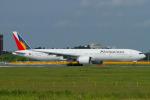 Scotchさんが、成田国際空港で撮影したフィリピン航空 777-36N/ERの航空フォト(写真)