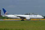 Scotchさんが、成田国際空港で撮影したユナイテッド航空 777-222の航空フォト(写真)