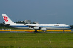 Scotchさんが、成田国際空港で撮影した中国国際航空 A340-313Xの航空フォト(写真)