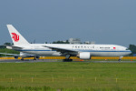 Scotchさんが、成田国際空港で撮影した中国国際航空 777-2J6の航空フォト(飛行機 写真・画像)