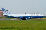 Scotchさんが、成田国際空港で撮影したユナイテッド航空 747-451の航空フォト(写真)