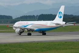 xxxxxzさんが、静岡空港で撮影したウラジオストク航空 A320-212の航空フォト(写真)