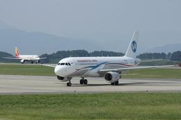 xxxxxzさんが、静岡空港で撮影したウラジオストク航空 A320-214の航空フォト(写真)