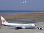 rjnsphotoclub-No.07さんが、中部国際空港で撮影した中国国際航空 737-8Q8の航空フォト(飛行機 写真・画像)