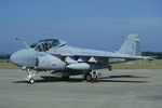 Scotchさんが、小松空港で撮影したアメリカ海兵隊 A-6E Intruder (G-128)の航空フォト(飛行機 写真・画像)
