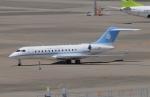 ★グリオさんが、羽田空港で撮影したボツワナ国防軍 BD-700-1A10 Global Expressの航空フォト(写真)