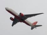aquaさんが、関西国際空港で撮影したエア・インディア 777-237/LRの航空フォト(写真)