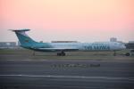 GE90-115bさんが、羽田空港で撮影したガンビア政府 Il-62Mの航空フォト(写真)