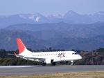 rjnsphotoclub-No.07さんが、静岡空港で撮影したジェイ・エア ERJ-170-100 (ERJ-170STD)の航空フォト(写真)