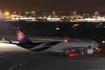 xxxxxzさんが、羽田空港で撮影したタイ国際航空 A340-541の航空フォト(飛行機 写真・画像)