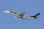 xxxxxzさんが、新千歳空港で撮影したスカイマーク 737-8FZの航空フォト(飛行機 写真・画像)
