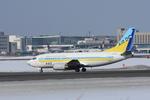 xxxxxzさんが、新千歳空港で撮影したAIR DO 737-54Kの航空フォト(飛行機 写真・画像)