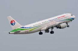 中部国際空港 - Chubu Centrair International Airport [NGO/RJGG]で撮影された中国東方航空 - China Eastern Airlines [MU/CES]の航空機写真