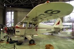 kanade/Ryo@S.O.R.A.さんが、東京都立産業技術高等専門学校で撮影した北陸航空 PA-22-135 Tri-Pacerの航空フォト(飛行機 写真・画像)