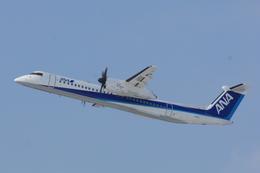 Severemanさんが、新千歳空港で撮影したエアーニッポンネットワーク DHC-8-402Q Dash 8の航空フォト(写真)