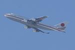 xxxxxzさんが、千歳基地で撮影した航空自衛隊 747-47Cの航空フォト(飛行機 写真・画像)