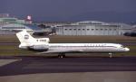 WING_ACEさんが、名古屋飛行場で撮影した中国西北航空 Tu-154Mの航空フォト(飛行機 写真・画像)