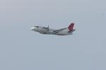 Severemanさんが、新千歳空港で撮影した北海道エアシステム 340B/Plusの航空フォト(写真)