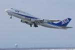 Severemanさんが、新千歳空港で撮影した全日空 747-481の航空フォト(写真)