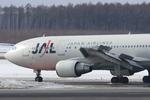 xxxxxzさんが、新千歳空港で撮影した日本航空 A300B4-622Rの航空フォト(飛行機 写真・画像)