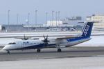 xxxxxzさんが、新千歳空港で撮影したANAウイングス DHC-8-402Q Dash 8の航空フォト(飛行機 写真・画像)