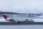 Severemanさんが、新千歳空港で撮影したジェイ・エア CL-600-2B19 Regional Jet CRJ-200ERの航空フォト(写真)