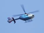 rjnsphotoclub-No.07さんが、静岡空港で撮影した中日新聞社 EC135P2の航空フォト(飛行機 写真・画像)