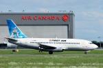 aircanadafunさんが、モントリオール・ピエール・エリオット・トルドー国際空港で撮影したファースト・エア 737-217/Advの航空フォト(写真)