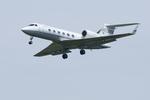 Severemanさんが、静岡空港で撮影した国土交通省 航空局 G-IV Gulfstream IVの航空フォト(写真)