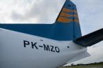 RUSSIANSKIさんが、デンパサール国際空港で撮影したメルパチ・ヌサンタラ航空 MA60の航空フォト(飛行機 写真・画像)