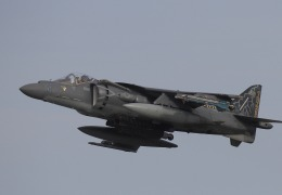 Kanarinaさんが、岩国空港で撮影したアメリカ海兵隊 AV-8B Harrier II+の航空フォト(写真)