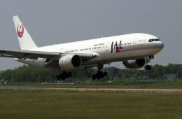 カワPさんが、函館空港で撮影した日本航空 777-246の航空フォト(飛行機 写真・画像)