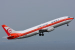 ☆NSさんが、中部国際空港で撮影した日本トランスオーシャン航空 737-446の航空フォト(写真)