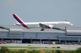 まいけるさんが、スワンナプーム国際空港で撮影したネパール航空 757-2F8の航空フォト(飛行機 写真・画像)