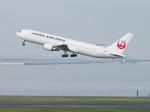すしねこさんが、羽田空港で撮影した日本航空 767-346/ERの航空フォト(飛行機 写真・画像)