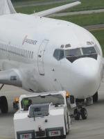 Take51さんが、ベオグラード・ニコラ・テスラ空港で撮影したアビオジェネックス 737-2K3/Advの航空フォト(写真)