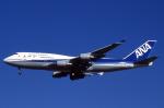 WING_ACEさんが、成田国際空港で撮影した全日空 747-481(D)の航空フォト(飛行機 写真・画像)