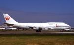 WING_ACEさんが、伊丹空港で撮影した日本航空 747-146B/SR/SUDの航空フォト(飛行機 写真・画像)