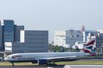 Severemanさんが、羽田空港で撮影したブリティッシュ・エアウェイズ 777-236/ERの航空フォト(写真)