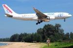 プーケット国際空港 - Phuket International Airport [HKT/VTSP]で撮影されたノブエア - Novair [1I/NVR]の航空機写真