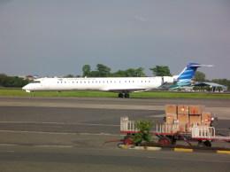 ポロニア国際空港 - Polonia International Airport [MES/WIMM]で撮影されたポロニア国際空港 - Polonia International Airport [MES/WIMM]の航空機写真