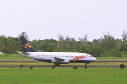 安芸あすかさんが、ヒロ国際空港で撮影したアロハ航空 737-282/Advの航空フォト(飛行機 写真・画像)