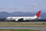 静岡空港 - Shizuoka Airport [FSZ/RJNS]で撮影された日本航空 - Japan Airlines [JL/JAL]の航空機写真