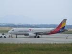rjnsphotoclub-No.07さんが、静岡空港で撮影したアシアナ航空 A320-232の航空フォト(飛行機 写真・画像)