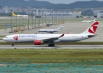 仁川国際空港 - Incheon International Airport [ICN/RKSI]で撮影されたチェコ航空 - Czech Airlines [OK/CSA]の航空機写真