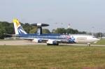 ムギムギさんが、ガイレンキルヒェン航空基地で撮影した北大西洋条約機構 707の航空フォト(写真)