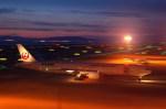 rjnsphotoclub-No.07さんが、中部国際空港で撮影した日本航空 777-346/ERの航空フォト(飛行機 写真・画像)