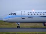 rjnsphotoclub-No.07さんが、静岡空港で撮影したマンダリン航空 ERJ-190-100 IGW (ERJ-190AR)の航空フォト(飛行機 写真・画像)